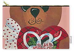 Valentine Hug Carry-all Pouch
