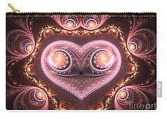 Valentine's Premonition Carry-all Pouch