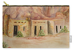 Valley Of Fire Cabins Carry-all Pouch