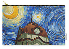 Van Gogh Courthouse Carry-all Pouch