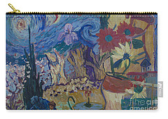 Van Gogh Spirit Carry-all Pouch by Avonelle Kelsey