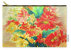 Vase Carry-all Pouch by Jasna Dragun