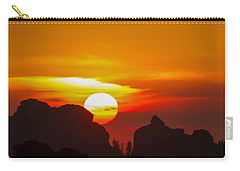 Vedauwoo By Sunrise Carry-all Pouch