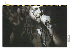 Eddie Vedder - ' Vedder IIi ' Carry-all Pouch by Christian Chapman Art
