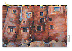 Vedette Facce Italy Carry-all Pouch