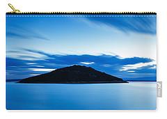 Veli Osir Island At Dawn Carry-all Pouch