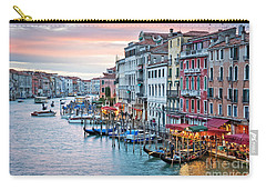 Venetian Sunset Carry-all Pouch