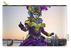 Venice Carnival Iv Carry-all Pouch
