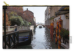 Venice Dock Carry-all Pouch