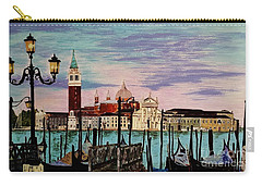 Venice  Italy By Jasna Gopic Carry-all Pouch