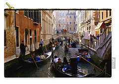 Venice Carry-all Pouch by Ron Harpham