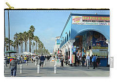 Venice Street Scene Carry-all Pouch