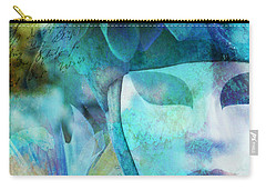 Venitian Carnival - Mask Carry-all Pouch