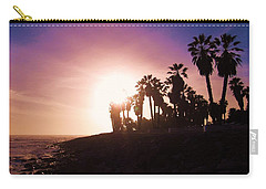 Ventura Beach Sunset Carry-all Pouch