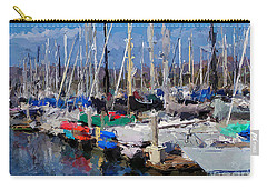 Ventura Harbor Village Carry-all Pouch