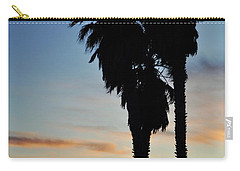 Ventura Palm Sunset Carry-all Pouch