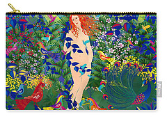 Venus At Exotic Garden Carry-all Pouch
