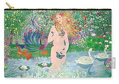 Venus En Primavera Carry-all Pouch