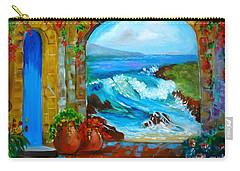 Veranda Ocean View Carry-all Pouch