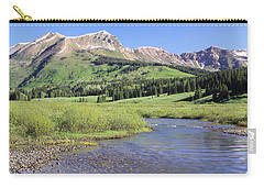 Verdant Valley Carry-all Pouch