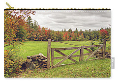 Vermont Countryside Carry-all Pouch