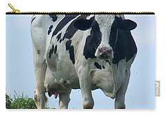 Vermont Dairy Cow Carry-all Pouch
