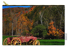 Vermont Wagon Carry-all Pouch