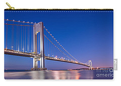 Verrazano Bridge Before Sunrise  Carry-all Pouch