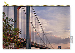 Verrazano Narrows Bridge Carry-all Pouch