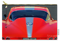 Very Cool Corvette Carry-all Pouch