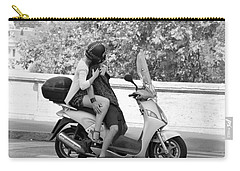 Vespa Romance Carry-all Pouch