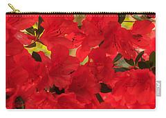 Vibrant Azalea Carry-all Pouch