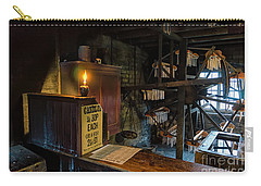 Victorian Candle Factory Carry-all Pouch by Adrian Evans