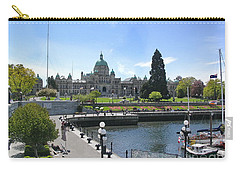 Victoria's Parliament Buildings Carry-all Pouch