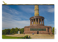 Victory Column Carry-all Pouch by Jonah  Anderson