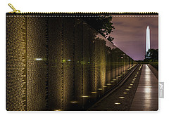 Vietnam Veterans Memorial Carry-all Pouch