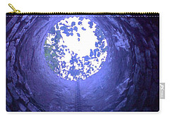 Carry-all Pouch featuring the photograph View From Below by John Williams