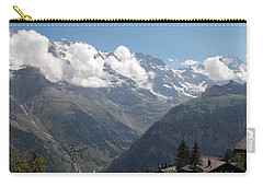 View From Murren Carry-all Pouch