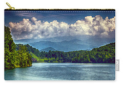 View From The Great Smoky Mountains Railroad Carry-all Pouch
