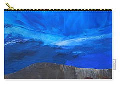 View From The Ridge Carry-all Pouch by Linda Bailey