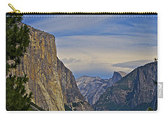 View From Wawona Tunnel Carry-all Pouch