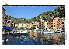 view in Portofino Carry-all Pouch by Antonio Scarpi