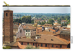 View Of Pietrasanta Carry-all Pouch