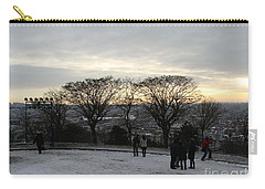View Over Paris Carry-all Pouch