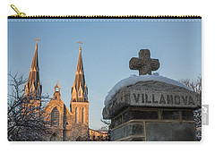 Villanova Wall And Chapel Carry-all Pouch