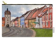 Vilseck Marktplatz Carry-all Pouch