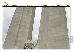 Vimy Ridge Memorial France Carry-all Pouch