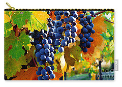 Vineyard 2 Carry-all Pouch by Xueling Zou