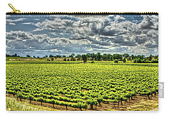 Vineyards Almost Ripe Carry-all Pouch