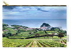 Vineyards By The Sea Carry-all Pouch